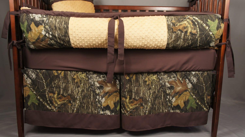 Custom Made Baby Crib Bedding Mossy Oak Break Up By Babylooms