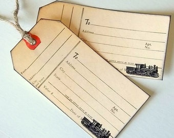 ticket escort cards etsy