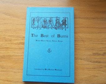 The Best Of Burns