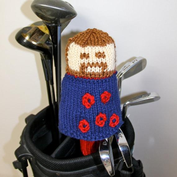 Fishmen Golf Cover
