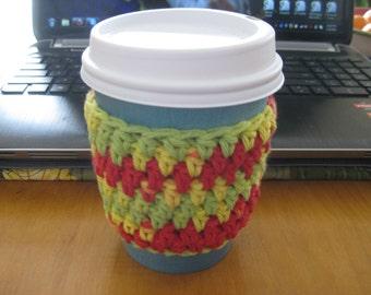 Coffee Cozy - Rasta