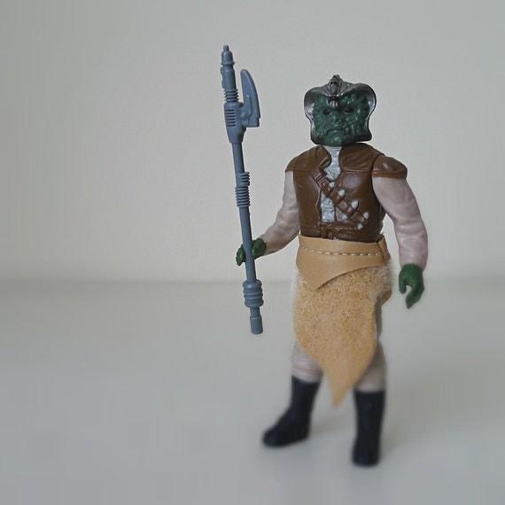 Star Wars Toys 1980s : Star wars figure klaatu s kenner action by halfpintsalvage