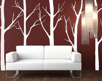 Tree Forest Wall Stickers