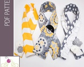 THREE Camera Strap Covers Sewing Pattern/Tutorial from The Sweetest Patterns - Instant Download Patterns