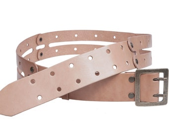 Wide Women Belt - Leather Belt - Waist Belt -  Women Belt -  Designer Belt - Statement Bold Belt- BOGO SALE