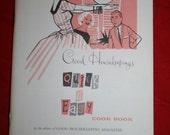 Good Housekeeping's Quick 'n Easy Cook Book - Paperback Cookbook - Vintage 1950's - 1958