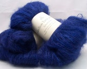 Twilight: hand dyed superfine kid mohair and silk laceweight 50g 400m