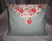 Large Envelope Style Designer Cushion with Separate Cushion Insert