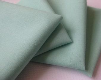 Cloth Napkins - Mint - 100% Cotton