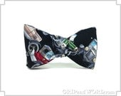 The Jalopy - Antique Cars Bow Tie