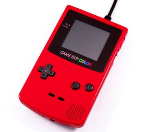 Game Boy Color Hard Drive - Berry  USB 3.0