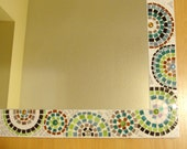 Custom Mosaic Mirrors Stained Glass - Choose Your Design