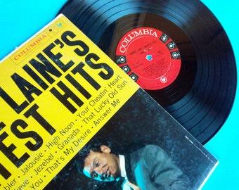 Vintage Frankie Laine's Greatest Hits CL 1231