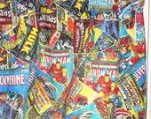 Marvel Comics The Avengers Iron Man Hulk Thor Captain America Valance Curtain