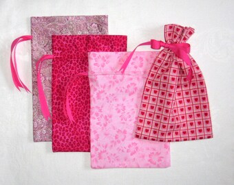 Gift Bags set of 4