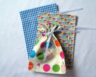 Children's Gift Bags Set of Small