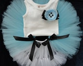 Baby Girls Birthday Tutu Dress Outfit  Alice in Wonderland Costume for Baby Girls Halloween Costumes and Tutu Dress