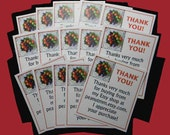SPECIAL Listing for PEANUTMM / 63 PERSONALIZED Thank You Cards. 5060