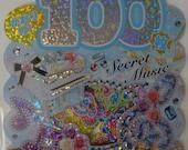Kamio Secret Music Sticker Sack