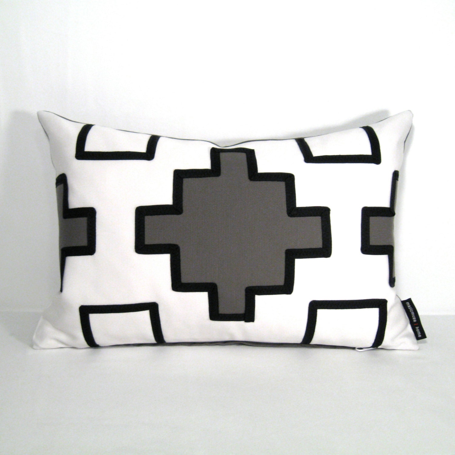 Black And White Patio Cushions Home Design Ideas and
