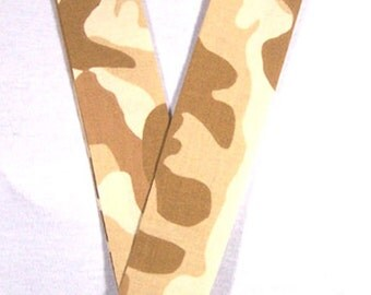 Camo Desert Sand Neck Cooler - Cool Tie-For Hot Weather