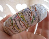 RESERVED FOR JESS--Italy Map Bangle