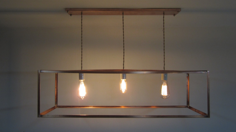 Siljoy Rectangular Crystal Chandelier Lighting Dining Room
