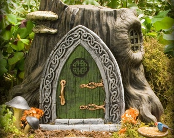 Fairy Door Ideas celtic fairy door Celtic Fairy Door