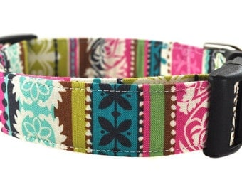 Floral Dog Collar - The Matilda