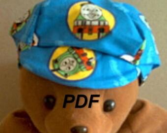 Newsboy Newborn to Twelve Months PDF and pattern