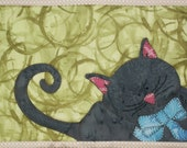 Kitty Kat Mug Mat PDF Pattern