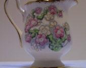 Creamer, Royal Albert Creamer, May Blossom Pattern, Creamer
