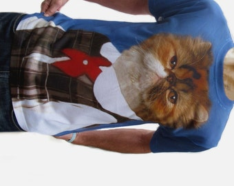 SALE 50% OFF   Heather, School Portait Mens Tshirt