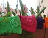 Ombre Bridesmaids Gifts Set of 4 Bag Clutch bridesmaid accessories Purple, Pink, Orange, Green