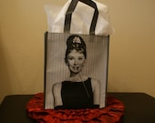 Breakfast at Tiffany's Reusable Tote Bag