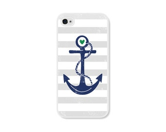 Anchor iPhone 6 Case - Anchor iPhone 6 Plus Case - Anchor iPhone 5c Case - Anchor iPhone 5 Case - Samsung Galaxy S5 Case - Anchor Phone Case