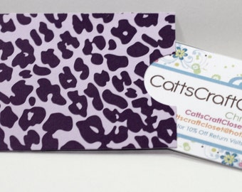 BUSINESS CARD envelopes - cute, chic envelopes - Set of 10 - notes, gift cards, money holders