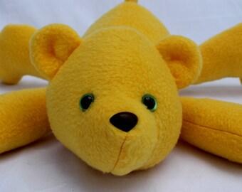 Sunshine Yellow Teddy Bear
