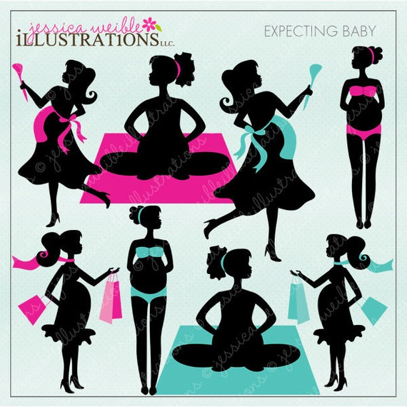 Expecting A Baby Clipart Expecting Baby ...