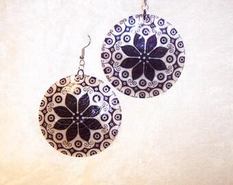 Capiz Shell Earrings
