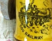 Mt. Washington Cog Railway Toothpick Souvenir Mug  UNDER 20