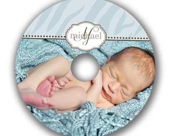INSTANT DOWNLOAD -  Cd/DVD Label Photoshop template - 0520