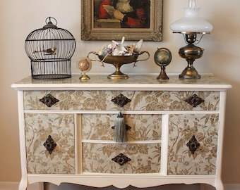 FRENCH dresser/ buffet/ server  - sold
