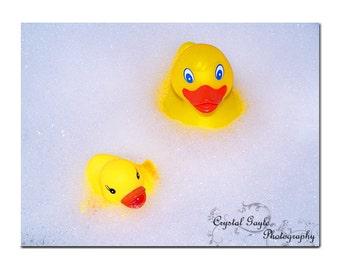 Kids Wall Art - Never Swim Alone - Fine Art Photography Print