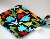 Wet Bag - Small - Dinosaurs - Ann Kelle - Custom Made to Order