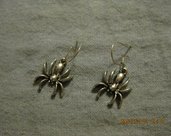 Creepy Crawly Earrings