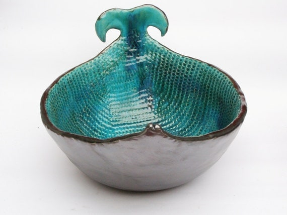 Fish Sink Fish Bowl Washbasin By Clayopera On Etsy