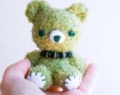 Amigurumi Little Bear (Green)