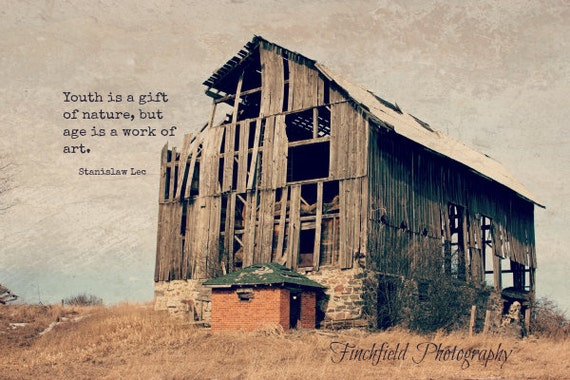 Items Similar To Rustic Barn Photography