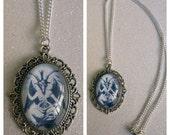 Baphomet Cameo Necklace